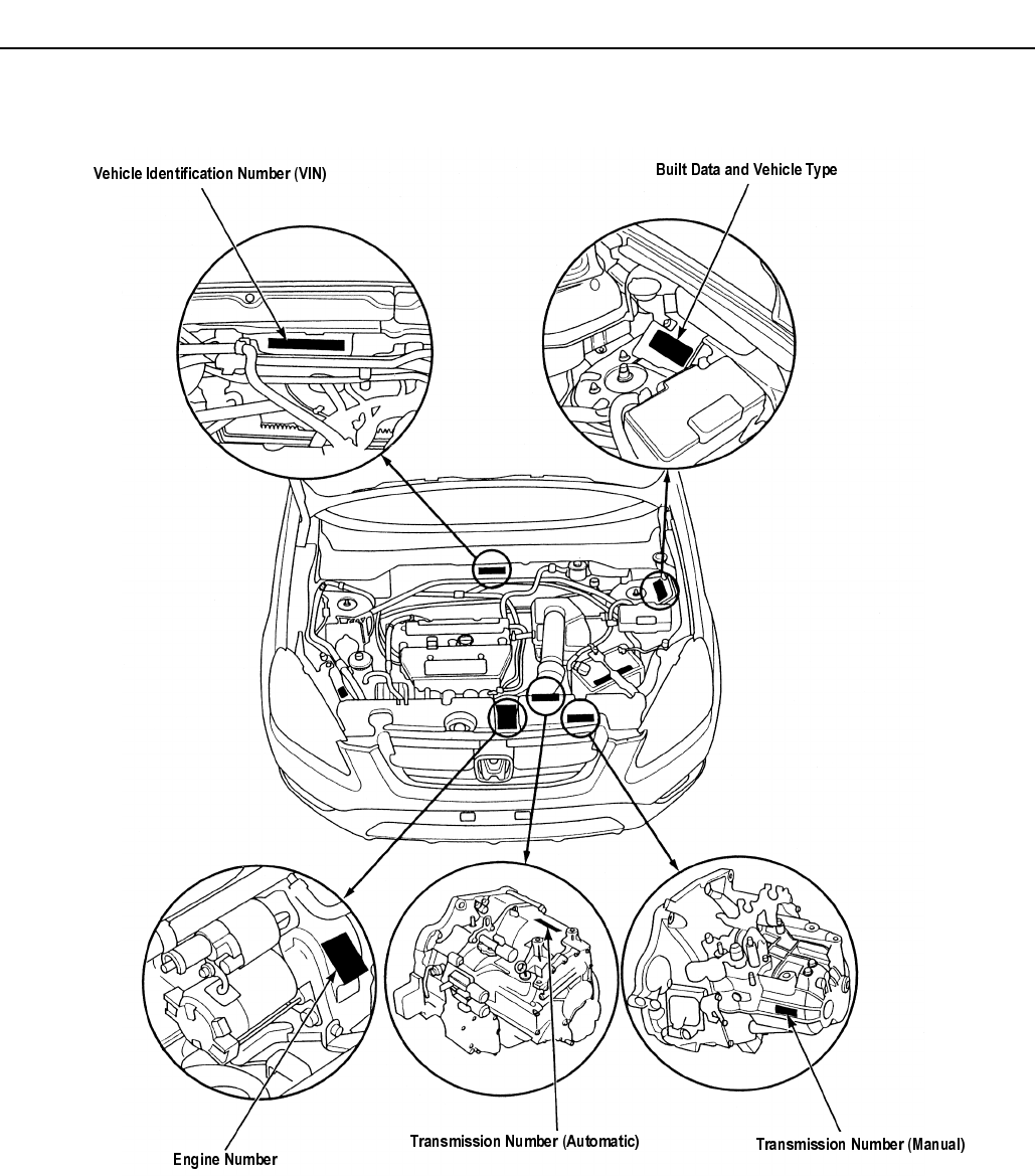 Honda CRV Repair Manual 1997 2002 (1) PDF
