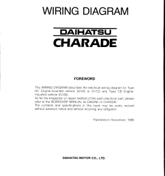 page 1 daihatsu charade 1988 misc documents wiring diagram pdf daihatsu wiring diagrams [ 5018 x 6978 Pixel ]