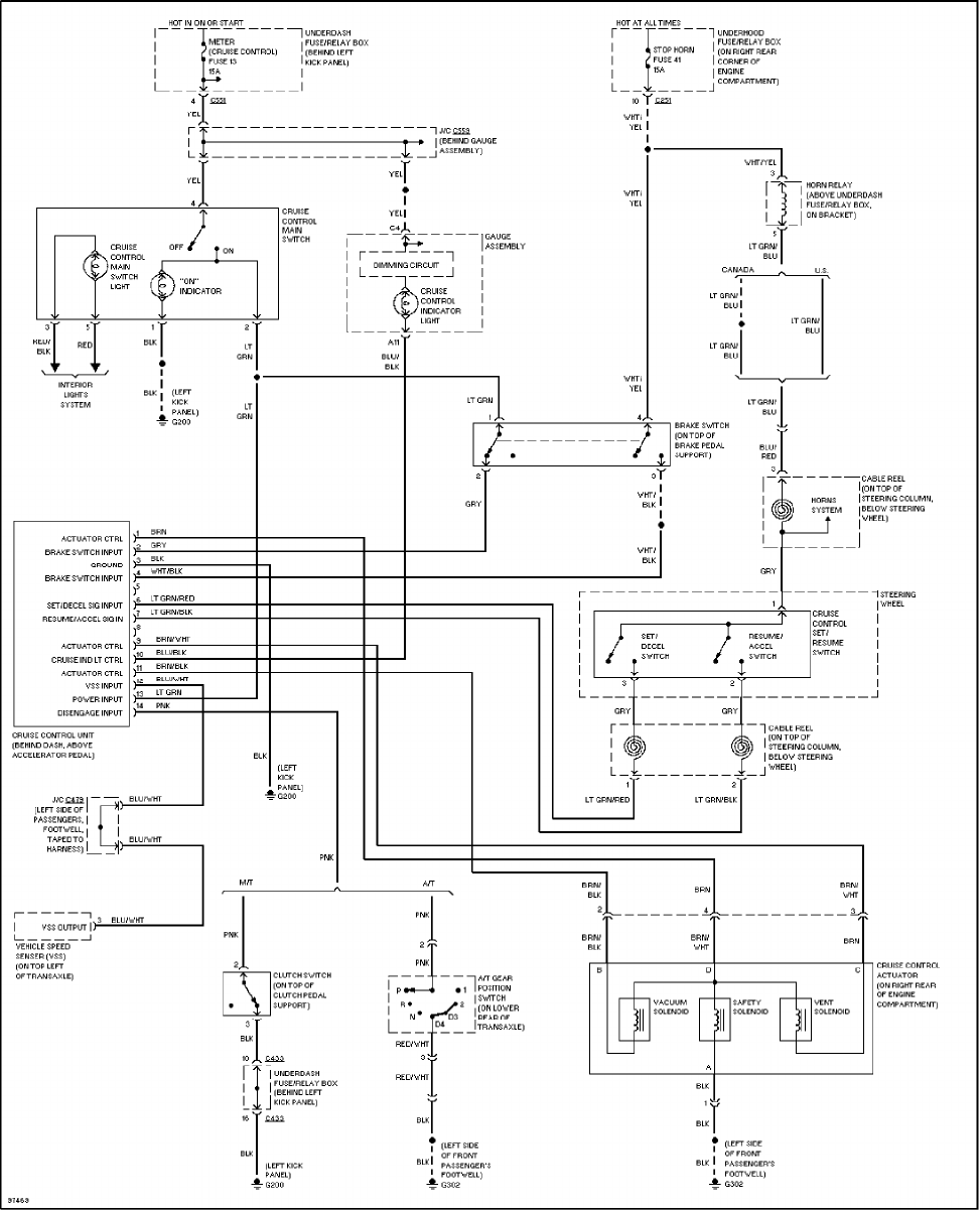 medium resolution of 1997 honda prelude wiring diagram