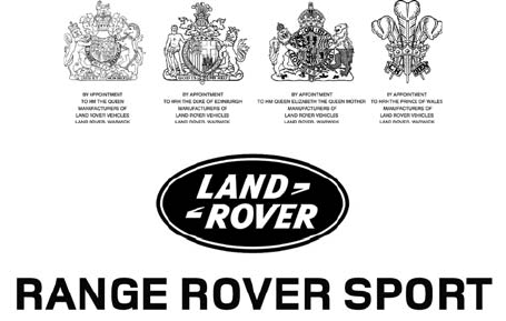 Land Range Rover 2004 Owners Manual PDF