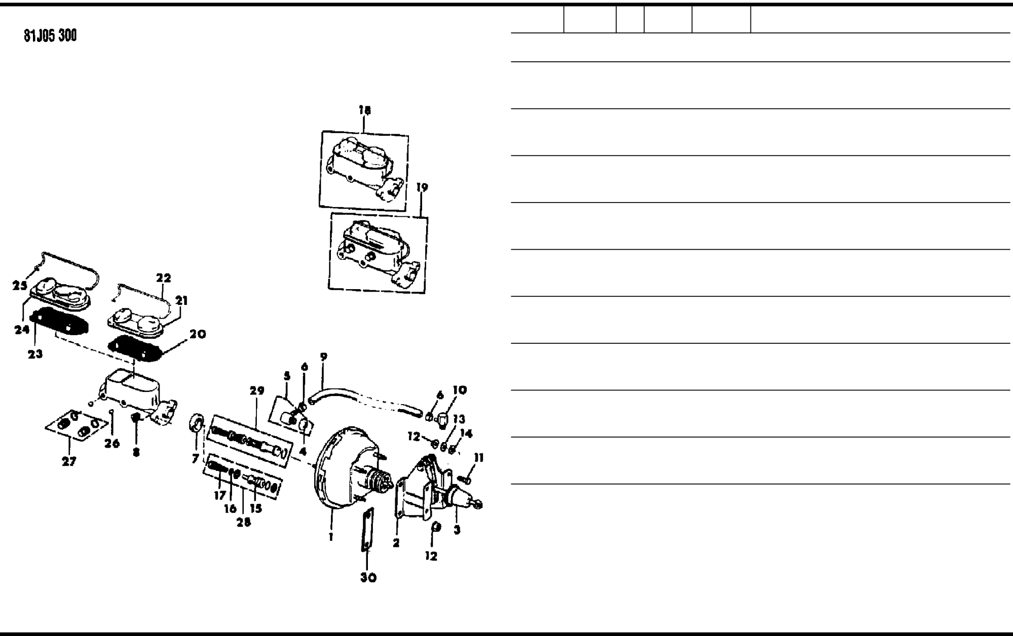 hight resolution of  engine wiring harness diagram 2006 chrysler jeep cj 1984 1986 misc doents parts catalogue pdf jeep cj ignition switch wiring diagram on