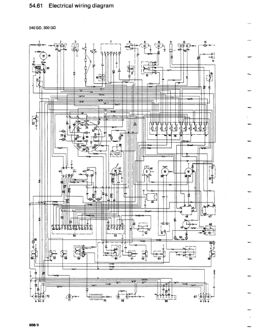 small resolution of 1991 mercede 300 ignition wiring diagram