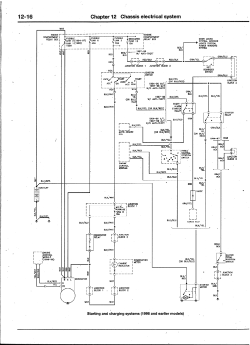 small resolution of 01 mitsubishi galant wiring diagram wiring diagram blog 1993 mitsubishi galant ecu wiring diagram
