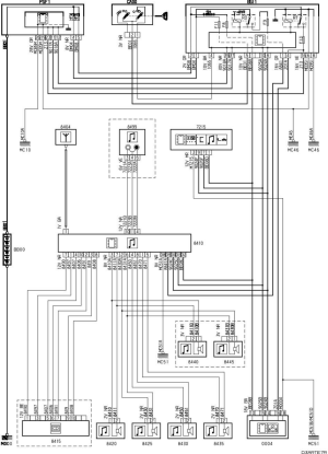 Peugeot Partner Tepee Misc Documents Wiring Diagrams PDF