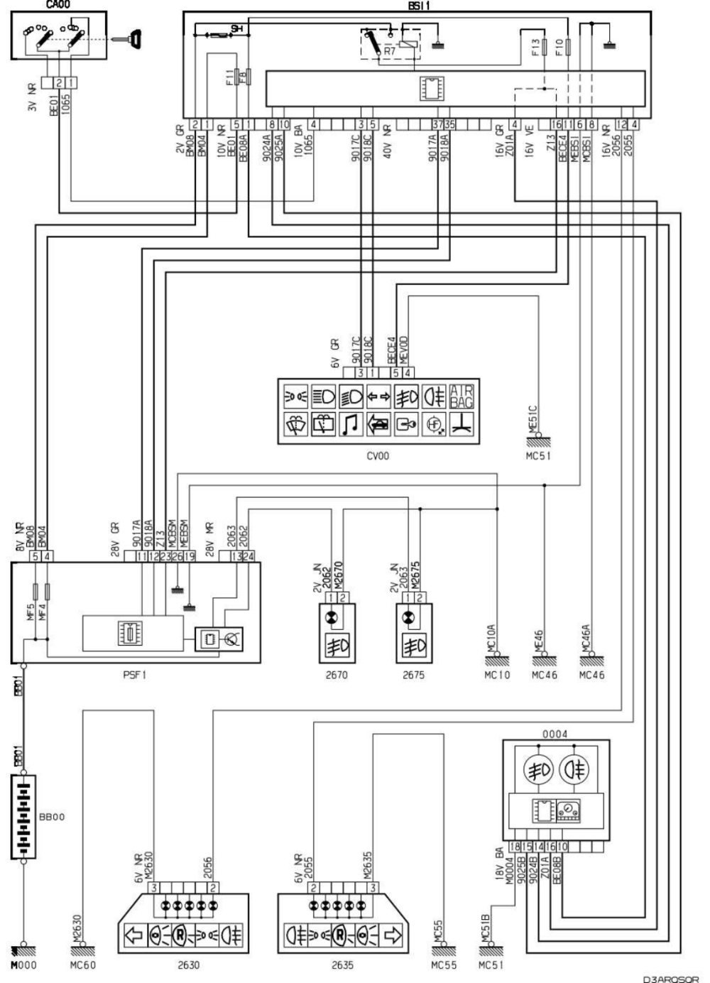 medium resolution of peugeot partner tepee misc documents wiring diagrams pdf