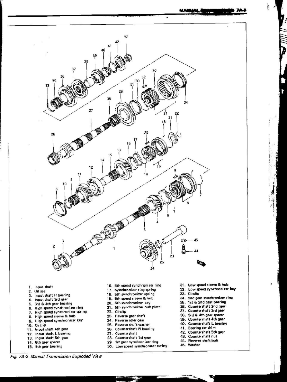 medium resolution of suzuki transmission diagram