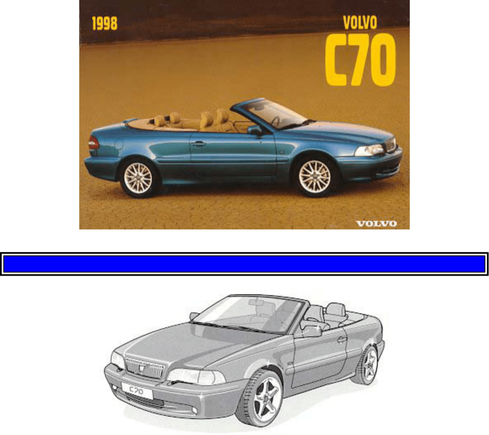 medium resolution of volvo c70 convertible part diagram