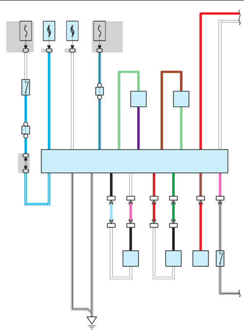 small resolution of 2009 corolla wiring diagram