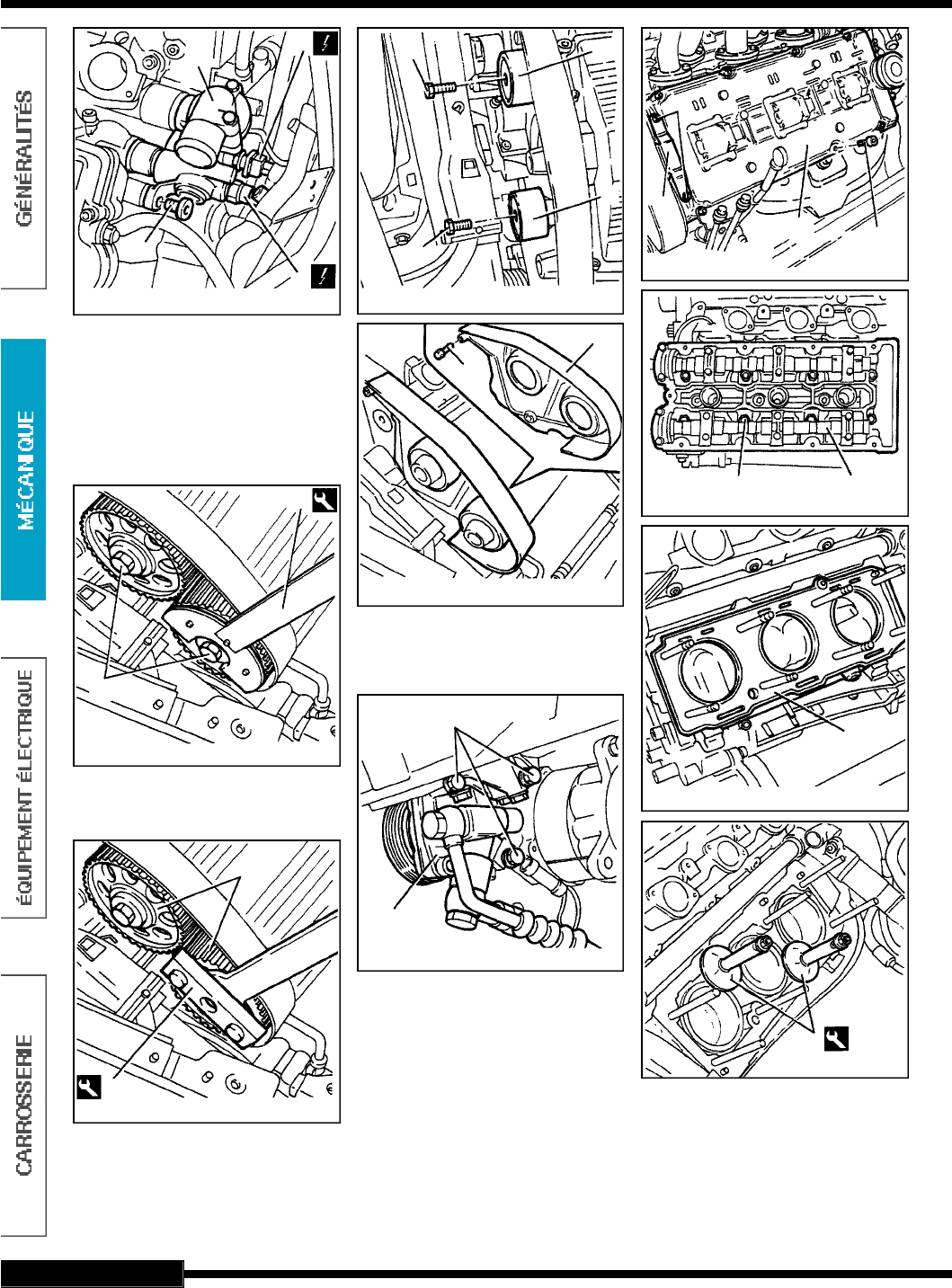 Alfa Romeo 156 Workshop Manual French PDF