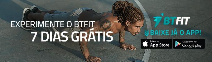 Experimente o BTFIT por 7 dias