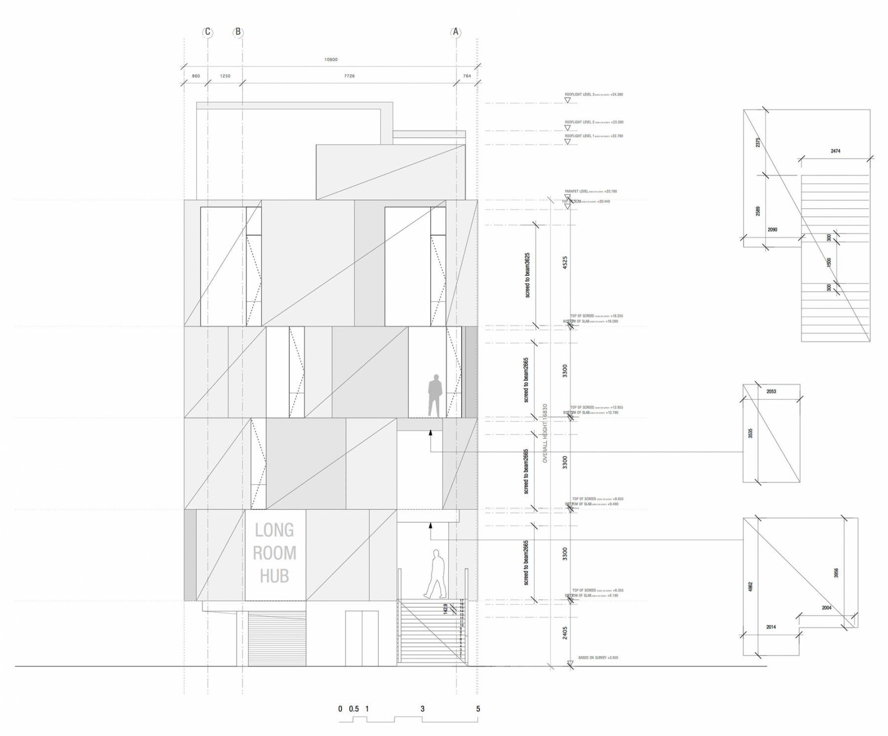Trinity Long Room Hub — McCullough Mulvin