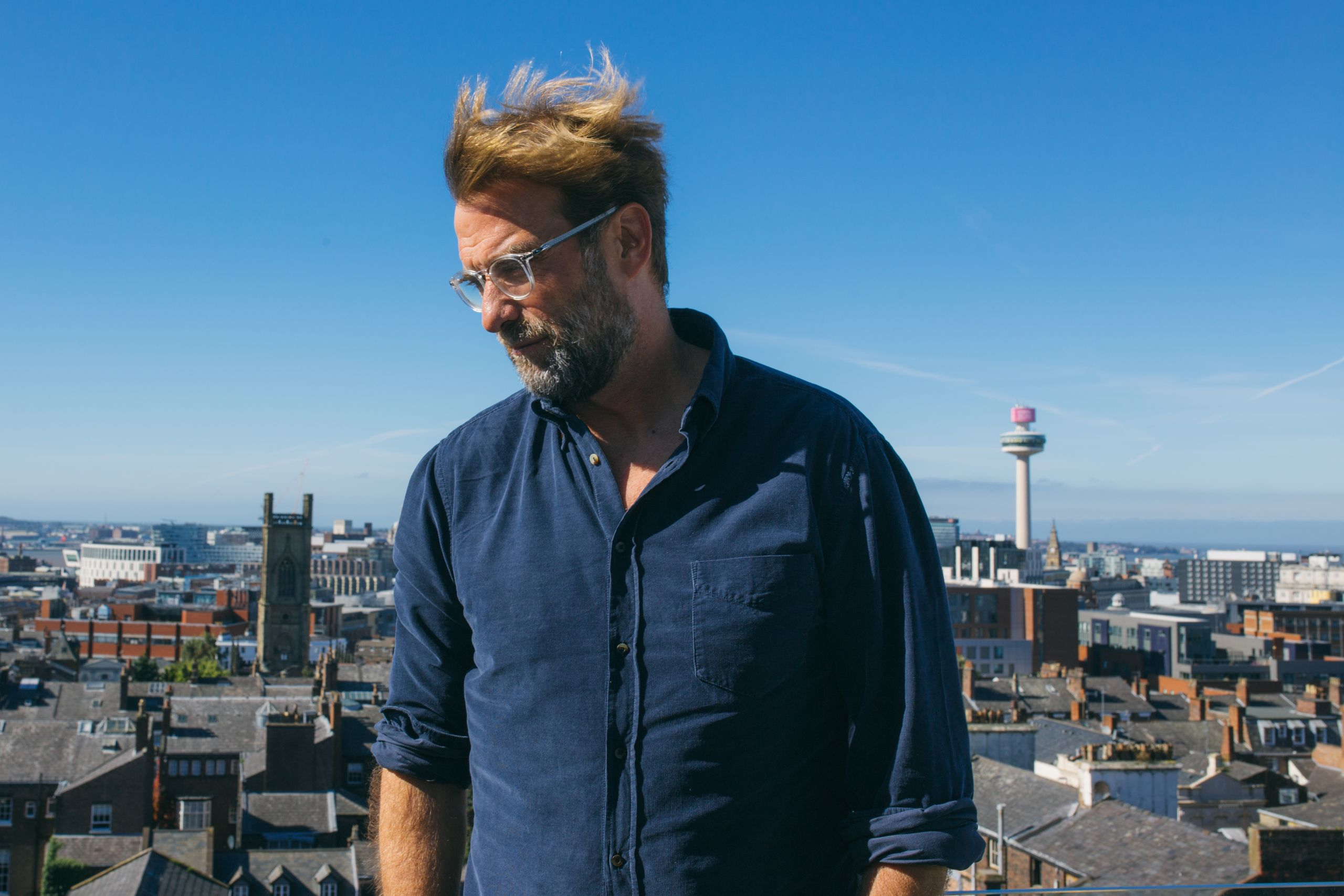Jürgen Klopp interview: I've put everything I have - my knowledge. passion. heart. experience - into Liverpool