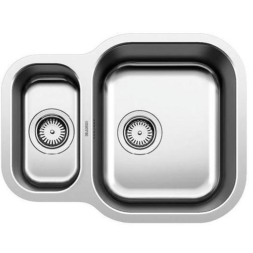 blanco essential 530 u stainless steel undermount sink