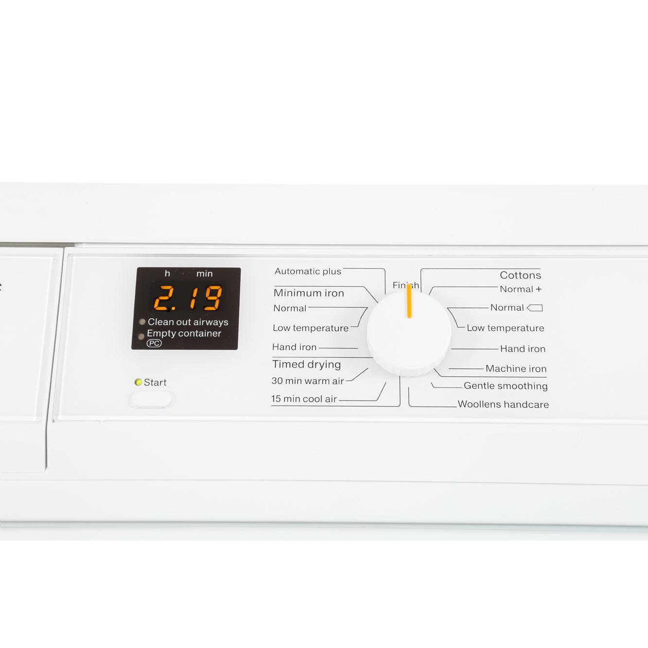 Buy Miele Classic TDA150C Condenser Dryer (TDA150C