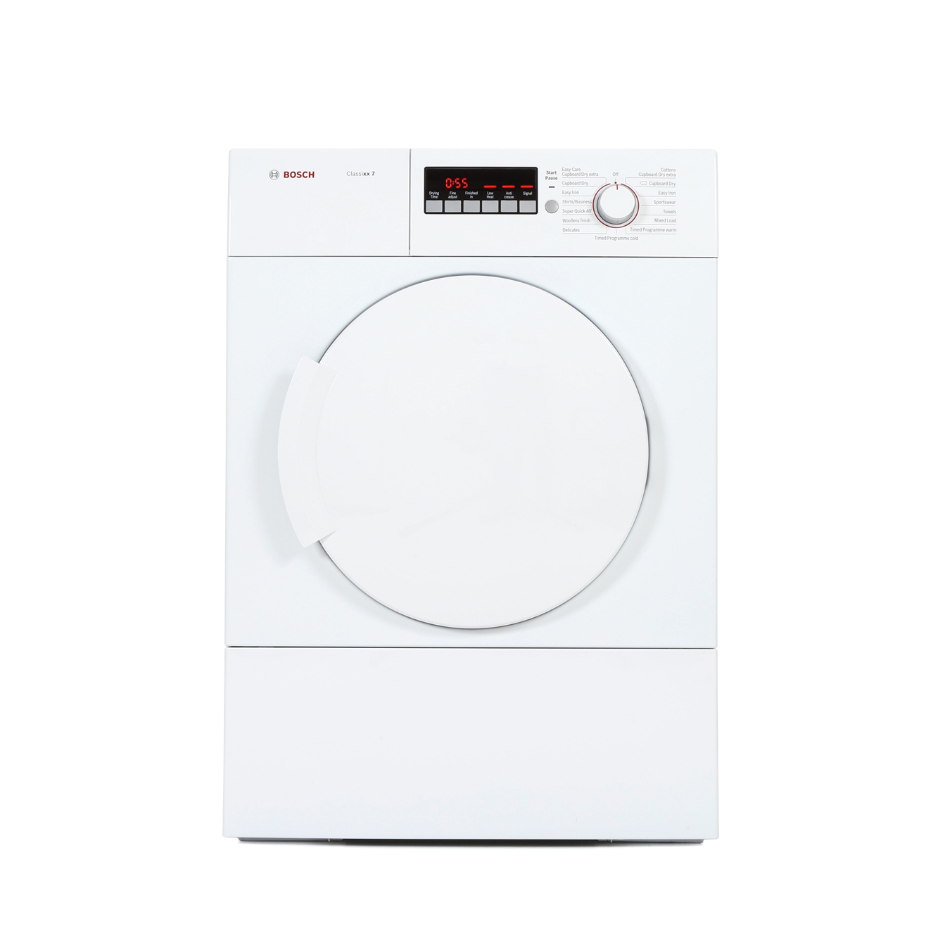Buy Bosch Classixx WTA74200GB Vented Dryer (WTA74200GB