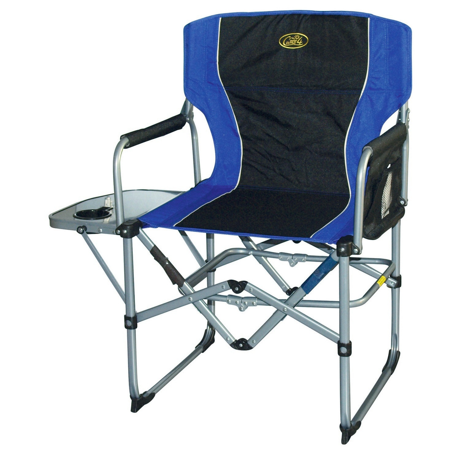 Folding Camping High Chair Camp 4 Paloma Folding Directors Camping Chair Ebay