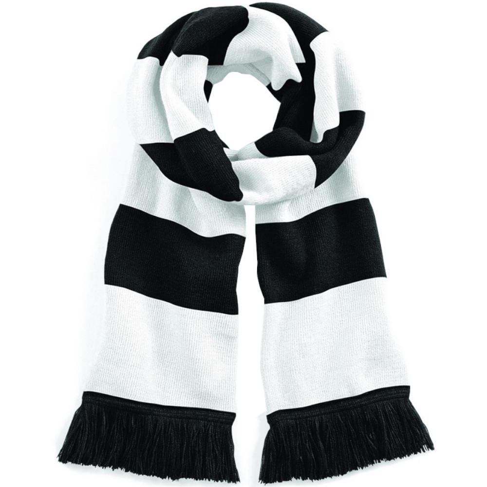 Beechfield Varsity Mens /Womens Winter Warm Scarf (Double