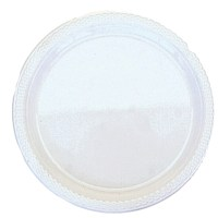 Amscan Plastic Block Color Party Plates (Set Of 20)