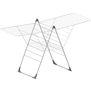 Filplast Vitalyty Foldable Winged Floor Drying Rack 33m