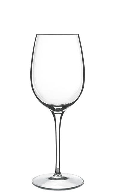 Luigi Bormioli 6 White Wine Glasses Vinoteque Fragrante