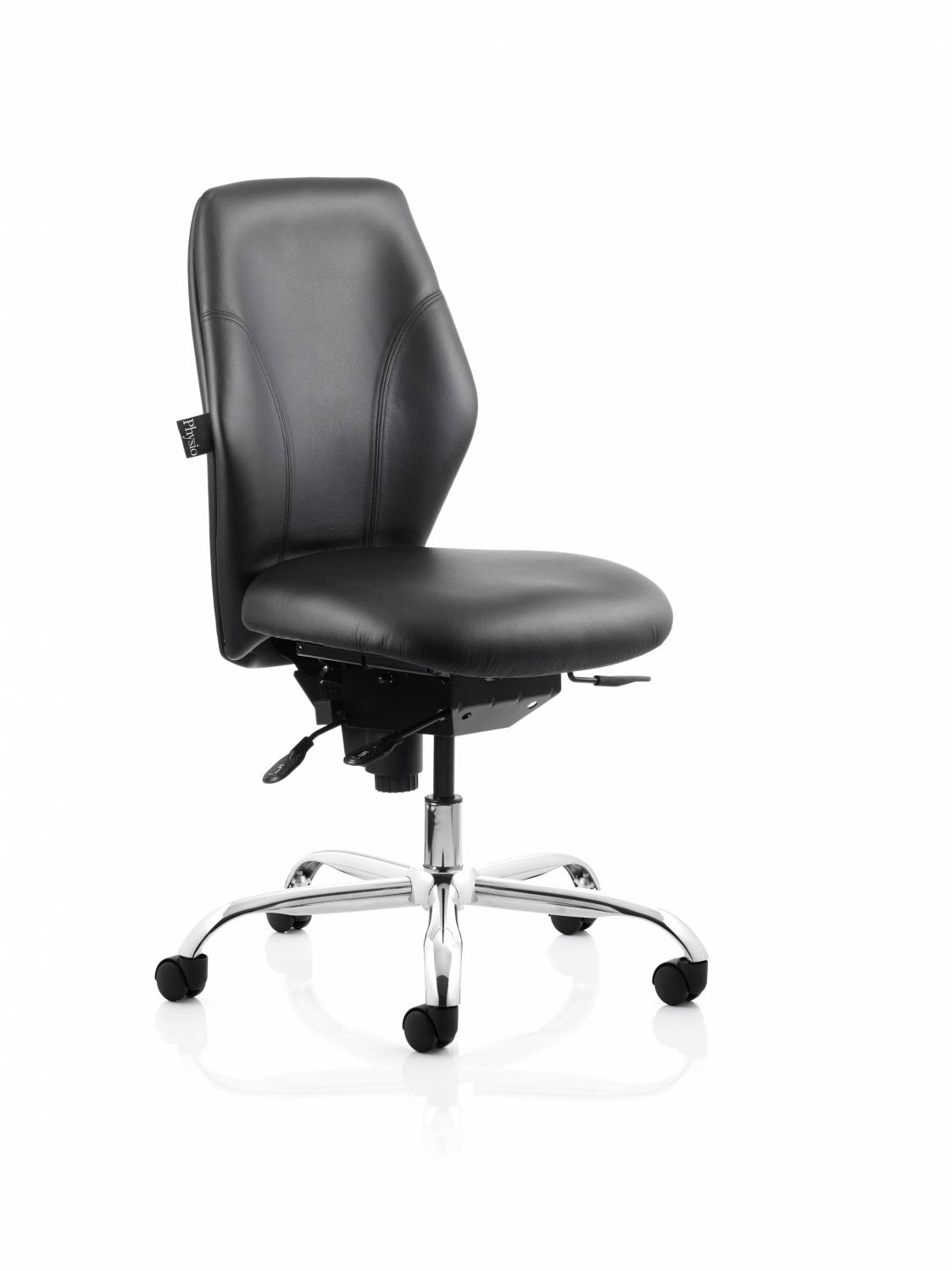 posture promoting chair wedding types ocee design physio unique anatomically designed cut foam back and dual density moulded memory seat the has been developed to promote correct seating