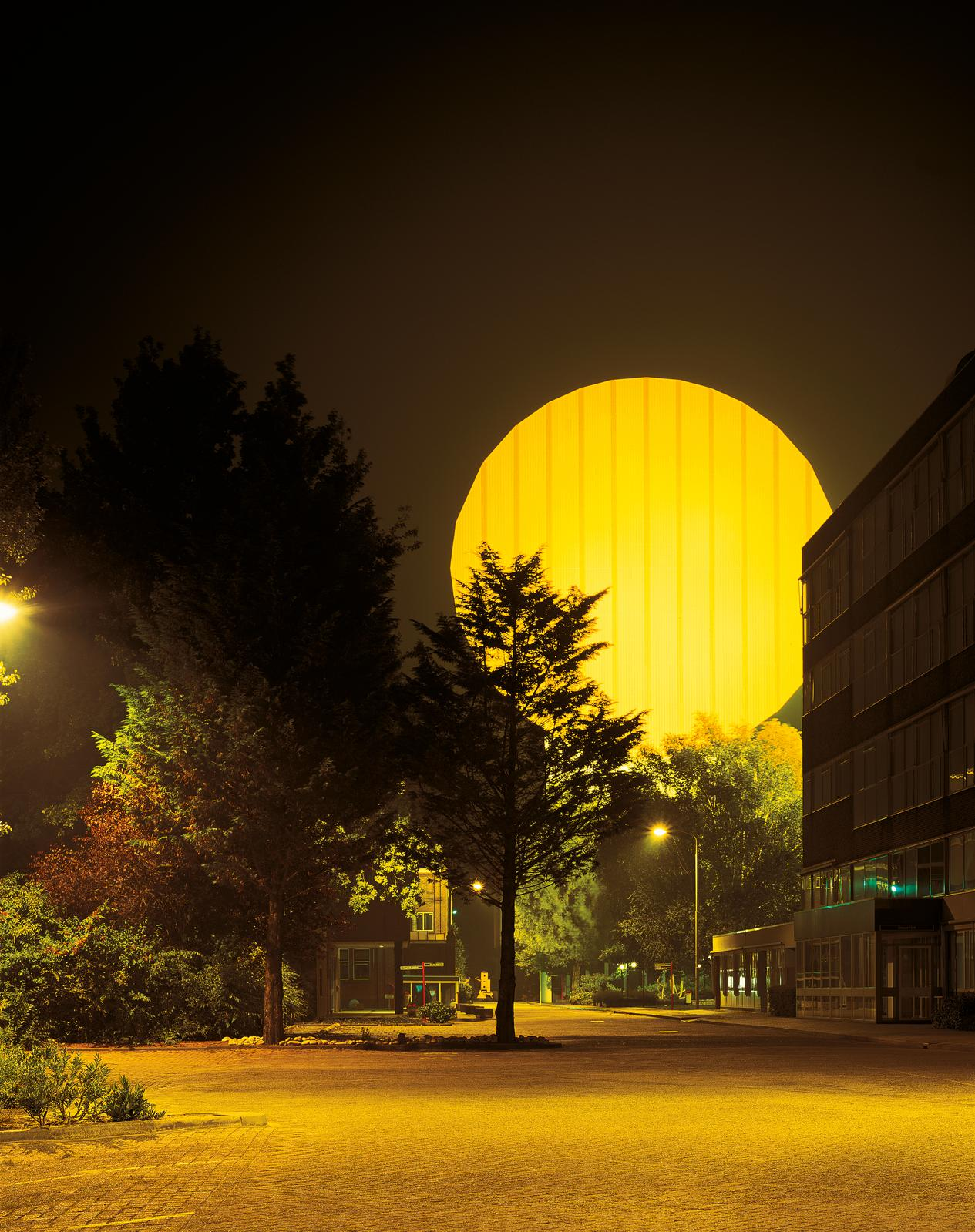 Double sunset  Artwork  Studio Olafur Eliasson