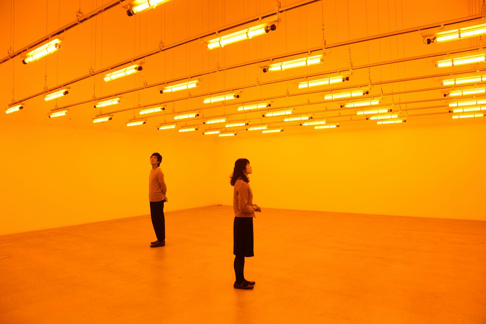 Room For One Colour Artwork Studio Olafur Eliasson