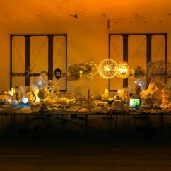 Kitchen Cabinet Materials Island Ideas Model Room • Artwork Studio Olafur Eliasson