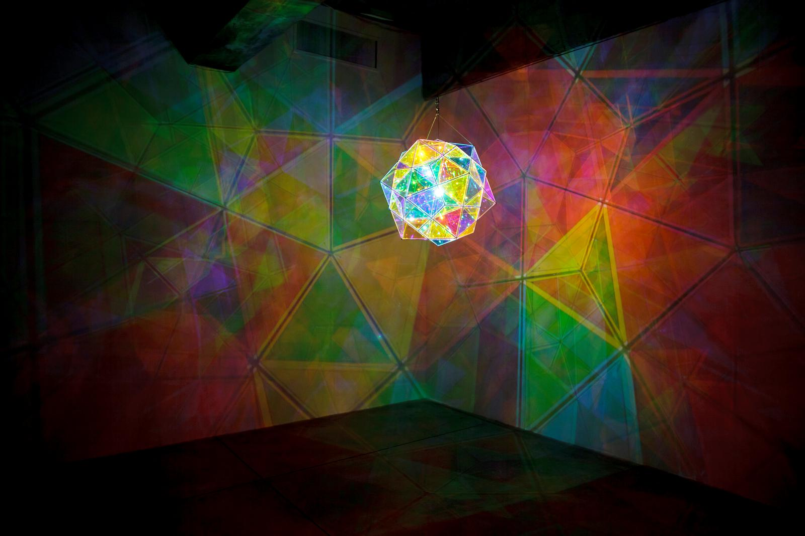 Infinite colour doubl  Artwork  Studio Olafur Eliasson