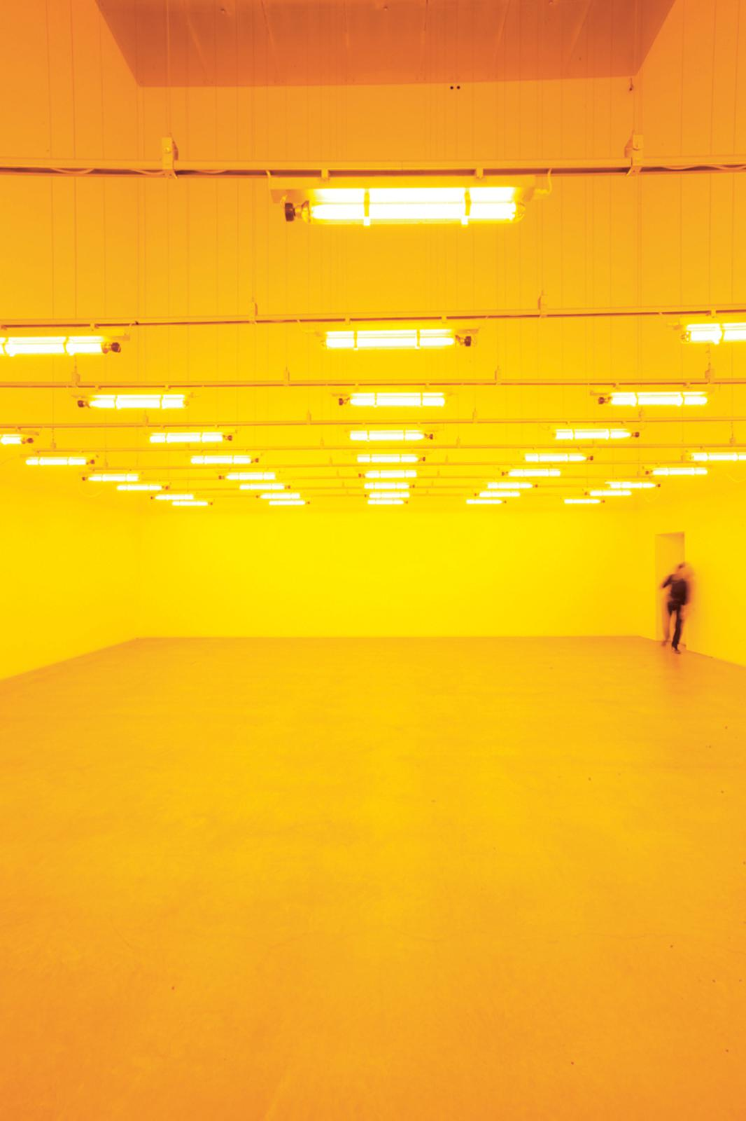 kitchen ceiling ideas runners for hardwood floors room one colour • artwork studio olafur eliasson