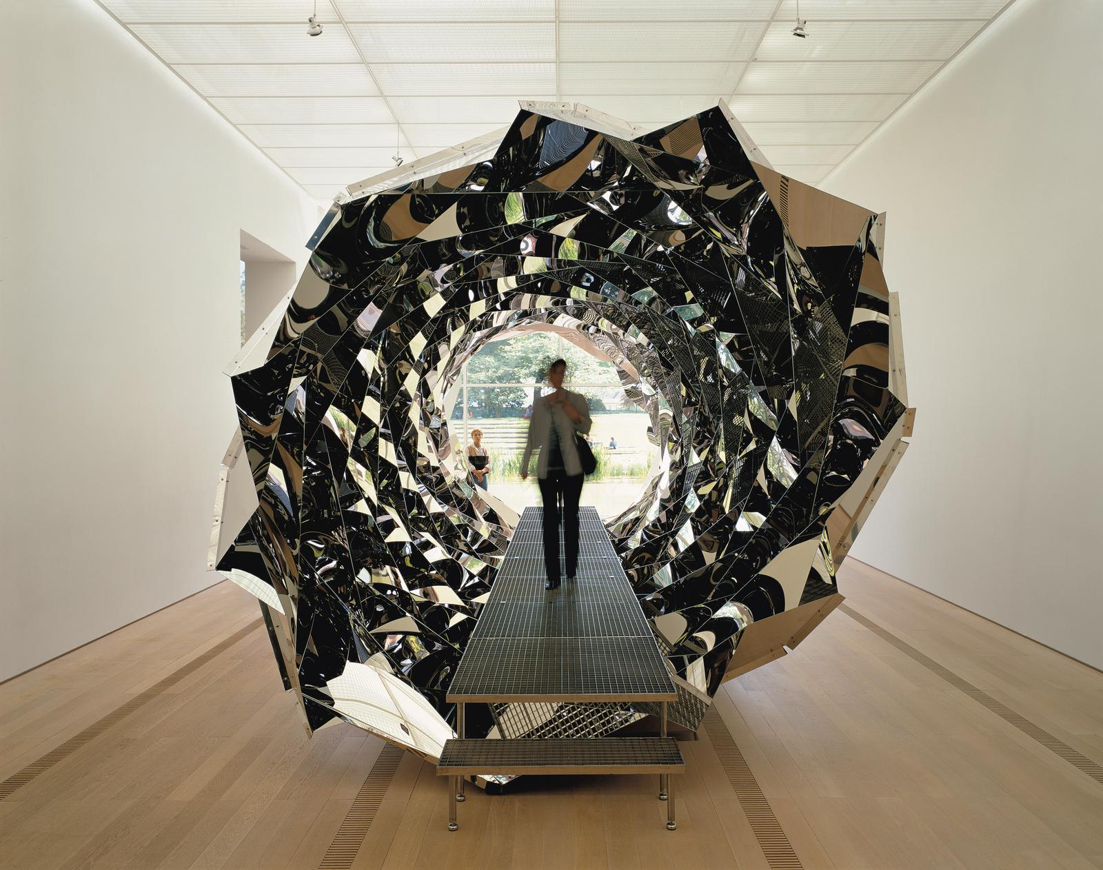 pictures for kitchen walls oak table sets your spiral view • artwork studio olafur eliasson