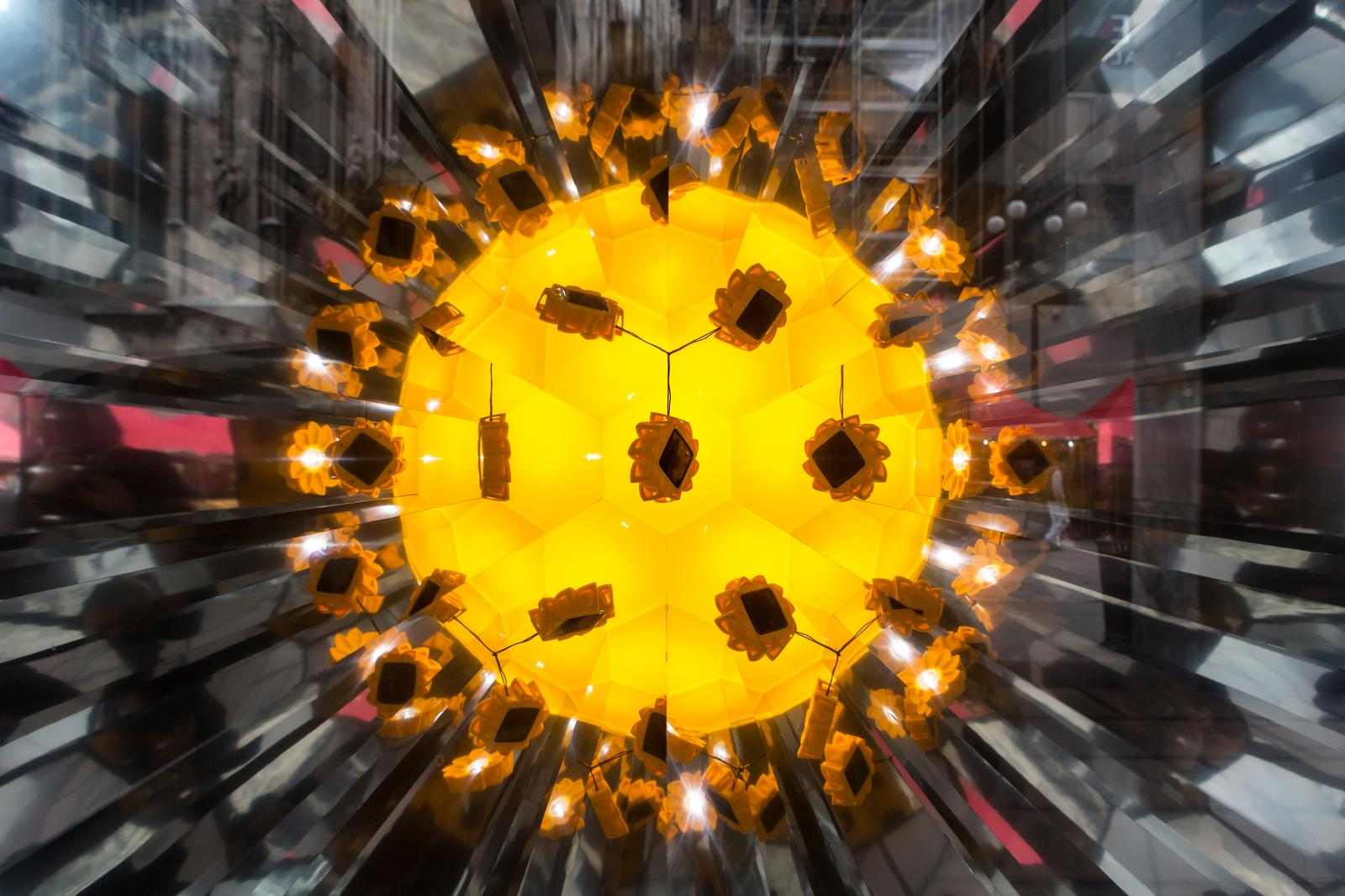 Little Sun  Artwork  Studio Olafur Eliasson