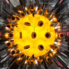 Kitchen Lamp Granite Countertops Pictures Little Sun • Artwork Studio Olafur Eliasson