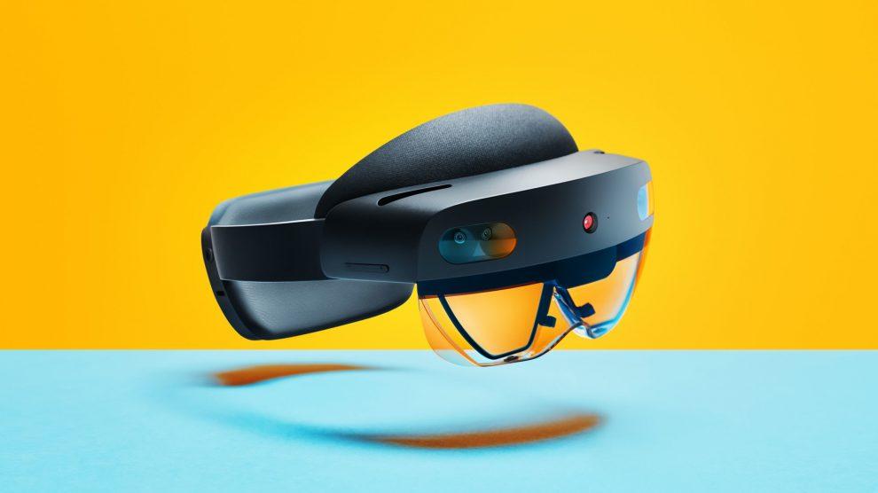 نظارة الواقع الافتراضي Microsoft S Hololens اقرأ السوق المفتوح