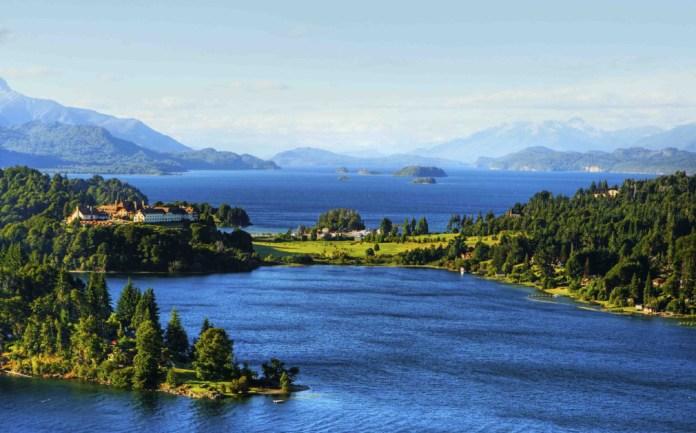 Image result for Nahuel Huapi Lake,Argentina