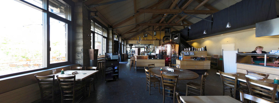 Restaurant Altes Tramdepot in Bern  Lunchgate