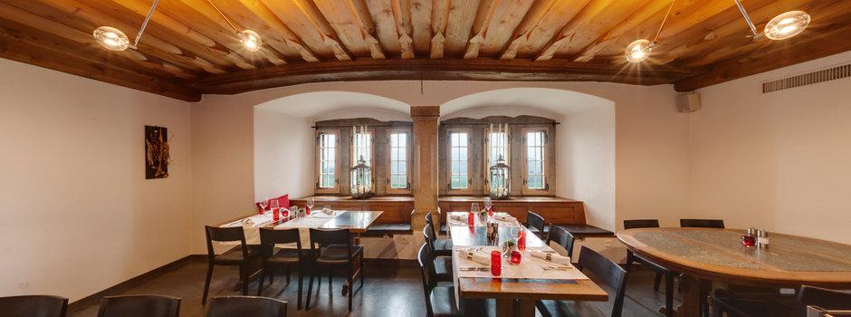 Restaurant Schlossrestaurant Habsburg in Habsburg  Lunchgate