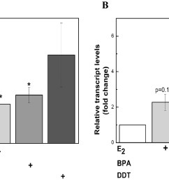 effects of e2 bpa and ddt on mir 21 gene expression in mcf 7 andeffects [ 2000 x 1096 Pixel ]