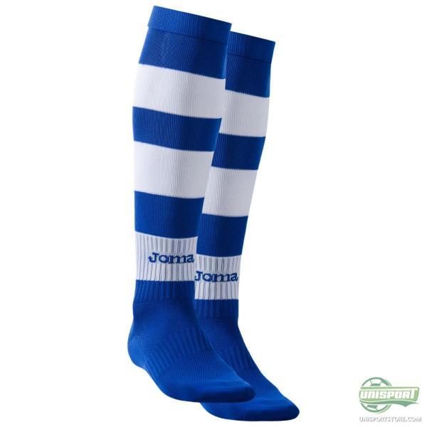 Joma - Football Socks Zebra Blue White