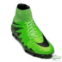 Black Green Nike Strike Hypervenom Phantom II