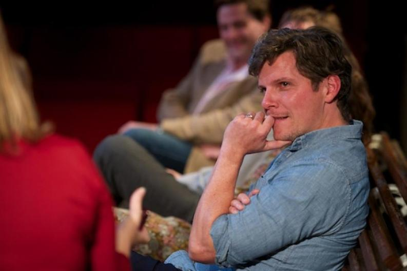 Podcast: Talking Berkoff with Nigel Harman + Lunch & Bow stars