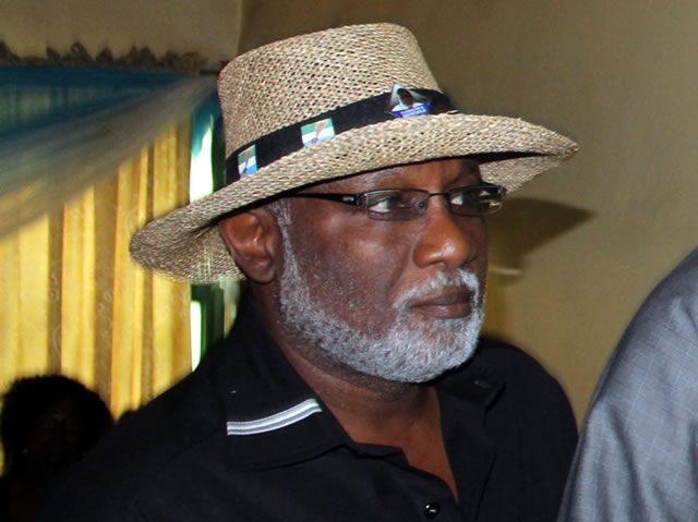 odigie-Oyegun knocked by Akeredolu
