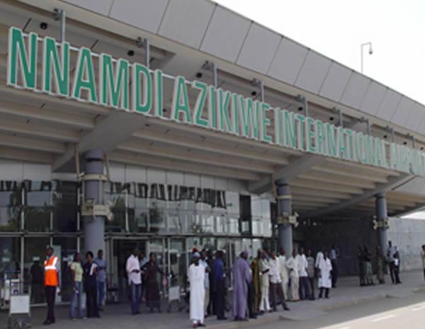 Image result for Nnamdi Azikiwe International Airport