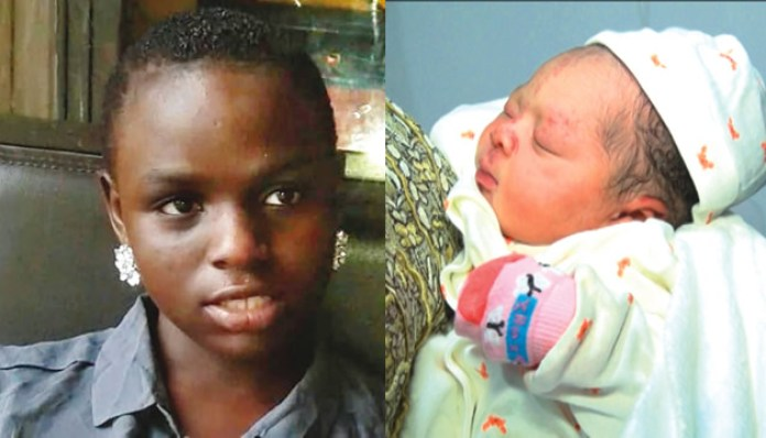 Image result for ese oruru and baby