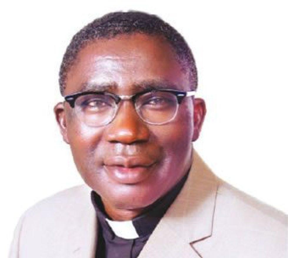 General Secretary of the Christian Association of Nigeria, Rev. Musa Asake
