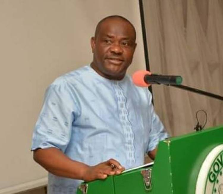 Rivers State Governor, Chief Nyesom Wike