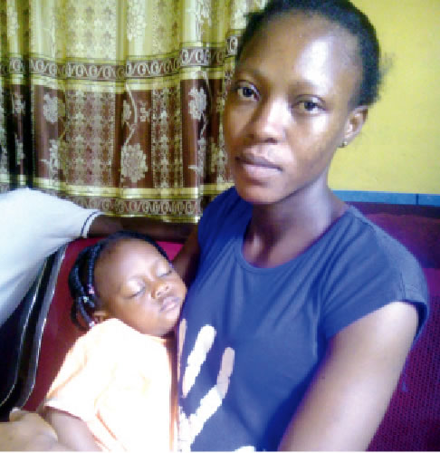 Ifeoma and her daughter
