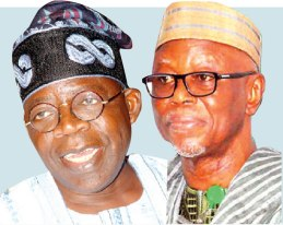 Image result for Tinubu and Oyegun