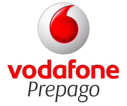Internet móvil de prepago Vodafone