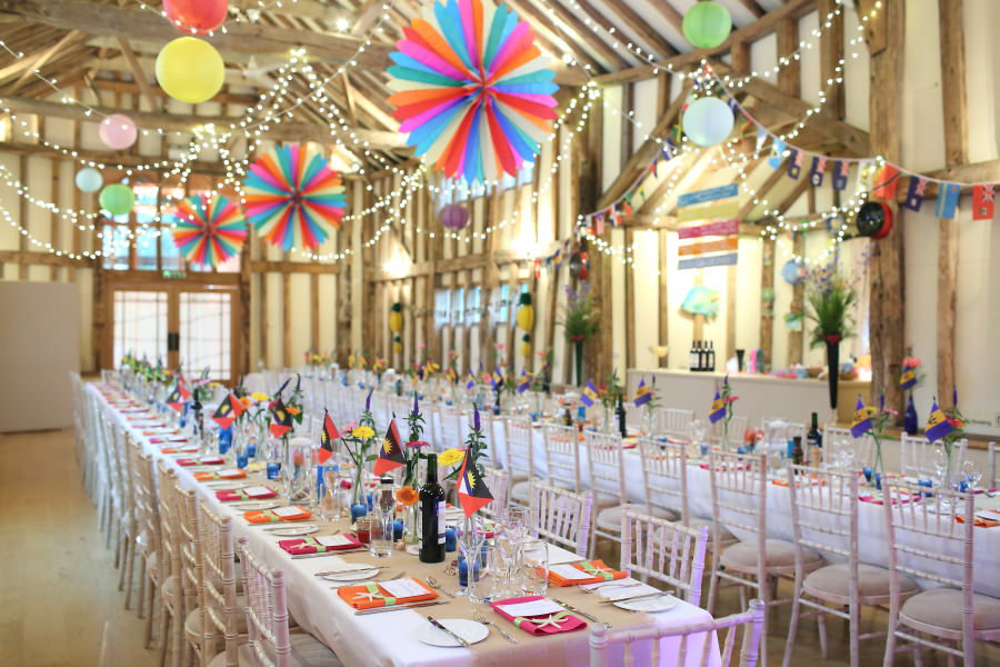 21st Birthday Party With A Caribbean Theme, Suffolk